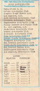 1951 4-15 a8a 10th Annual Seacoast, MC clubs participating