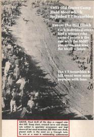 1951 6-0 cc14 Old Crater Camp BILL WEST - field meet description