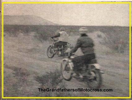 1952 12-7 a7 Natl. Billy Goat Run, pushing riders to their limits