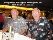 2010 9-18 Hilltoppers MC Reunion SVEND Rasmussen & ELMER Rasmussen