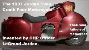 c12 Trailblazers 1950 LeGrand Jordan motorcycle 1947