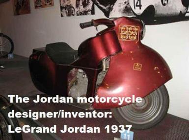 c16 The Jordan Motorcycle & LeGrand Jordan life