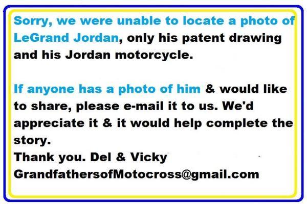 c21 Unable to locate photo of LeGrand Jordan
