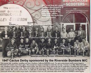 1992 4-25 a14 1947 Cactus Derby, Trainor, McClintock, Doney, R. Adams, Kuhn, Bubeck, Larry Louis, McClintock, Gantenbien, Dunham