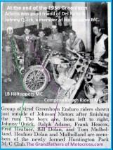 1956 a21 Greenhorn, the end, Johnny Quick, Ralph Adams & new Htg Pk MC