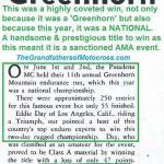 1957 6-1a1 Eddie Day wins Greenhorn, Cal Brown, Don Wehrman, San Gabriel MC