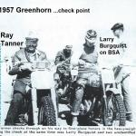1957 6-1a5b Greenhorn, Ray Tanner & Larry Burgquist
