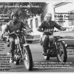 1957 6-1a7 Greenhorn finish, Cal Brown & #207 Eddie Day winner