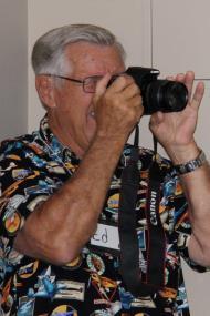 Ed, our photographer