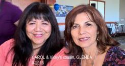 Carol & Glenda