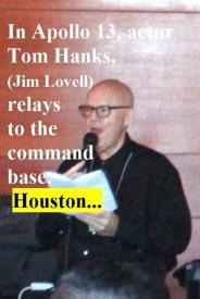 Greg, Houston we have a problem