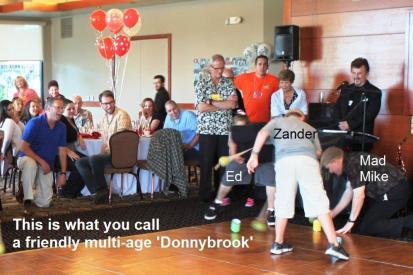A donnybrook