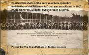 1930s a1 PMC members & bikes at Rose Bowl from PMC website, photo date unknown.