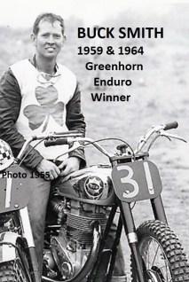 1959 Greenhorn a1 winner Buck Smith & also won 1964