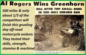1960 Greenhorn 5b Al Rogers wins