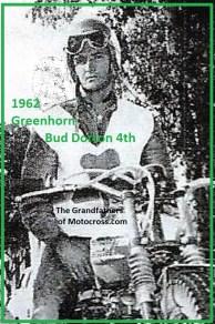 1962 Greenhorn P5 in 1959 Greenhorn BUD DORTON