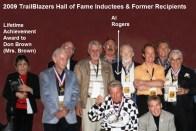 2009 Trailblazers a3 Don Brown, Al Rogers & former recipients