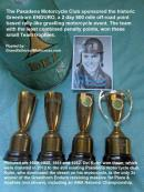 2012 Del Kuhn donated 4 team Greenhorn trophies 1949, 1950, 1951 1952 to PMC