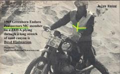 1965 a17 Greenhorn Boyd Hjalmarson ,Prospectors MC