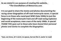1965 a8 Greenhorn Intro to bios