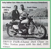 1966 T1 Greenhorn WINNERS Dick Chase & dad, Frank Chase