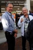 2016 Mike Konle & Al Rogers, Greenhorn winners, TrailBlazers