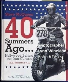 Bio of Lynn Wineland a7 40 Summers Ago book