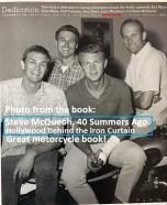 Bio of Lynn Wineland a9 40 Summers Ago book