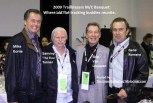 z27 2009 Mike Konle, Sammy Tanner, Skip Van Leeuwenn, Gene Romero at TrailBlazers