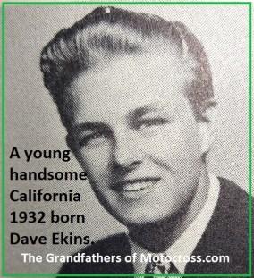1967 B4 Greenhorn a young Dave Ekins