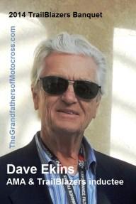 1967 B5 but at 2014 TrailBlazers Dave Ekins