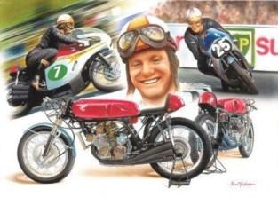 1967 C21b Greenhorn in story Mike Hailwood