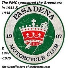 1967 a2 Greenhorn sponsored by Pasadena MC
