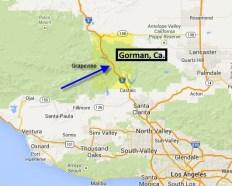 1967 a5 Greenhorn start Gorman, Cal.