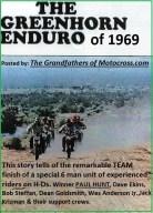 1969 Greenhorn M2 Paul Hunt, H-D team of 6
