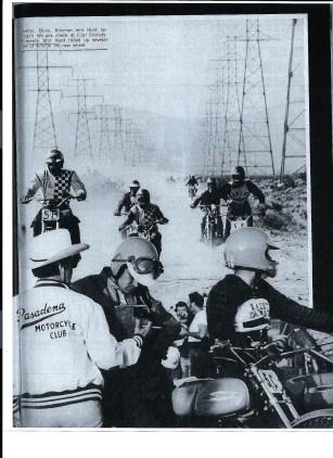 1969 Greenhorn M8b PMC checker & D. Ekins, Steffan, Krizman, 4 Corners
