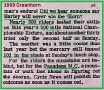 1969 Greenhorn a5 -500 riders, hot, HD won