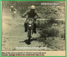 1974 B18 Greenhorn, averages unrealistic