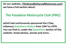 1974 d56d Pasadena MC history on our website