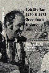 1971 Greenhorn a33 but won 1970 Bob Steffan with 974 points