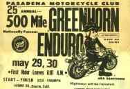 1971 Greenhorn a5b poster, courtesy of G. Ekins