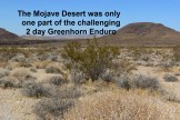 1971 Greenhorn b12 The rugged Mojave desert, this part is the easy stuff