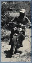 1971 Greenhorn c9 rider 4A
