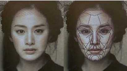 Kim Tae-hee Perfect Face
