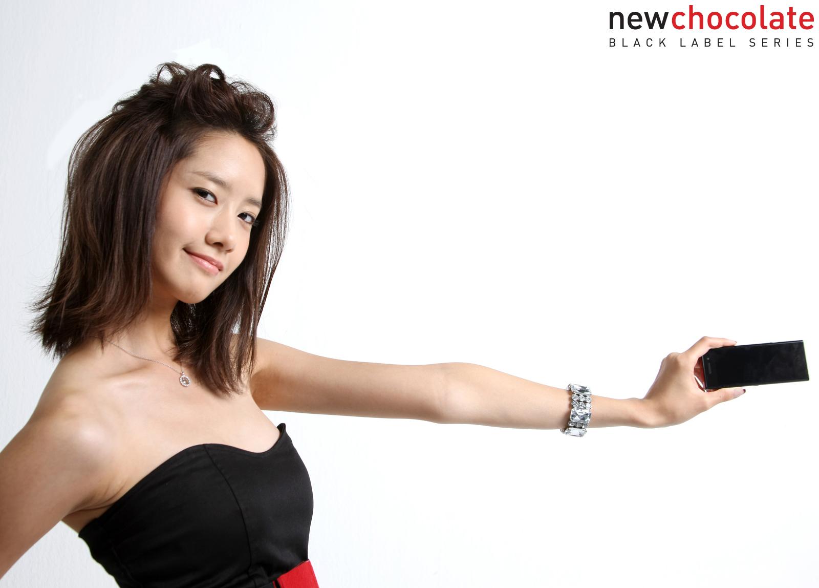 Girls' Generation Chocolate Phone Yoona