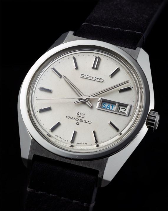 19 – 6146-8000 Grand Seiko dial
