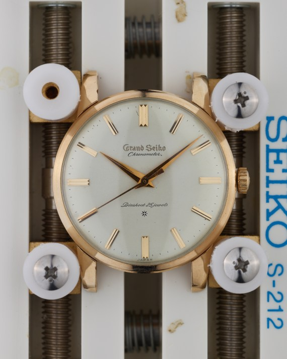 The Grand Seiko Guy5461
