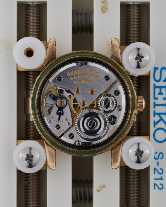 The Grand Seiko Guy5475