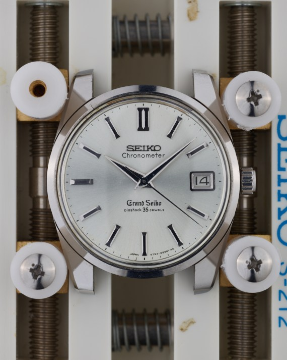 The Grand Seiko Guy5484