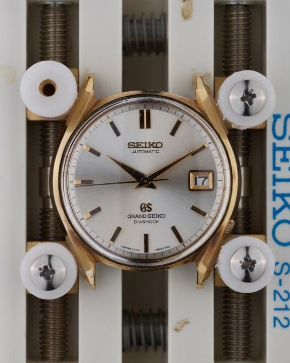 The Grand Seiko Guy5509